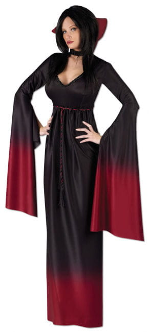 Blutgräfin Barthory Costume. ML
