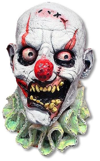 Stiches Clown Maske