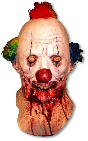 Smiles Zombie Clown Mask