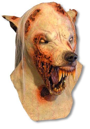 Zombie Werewolf Mask