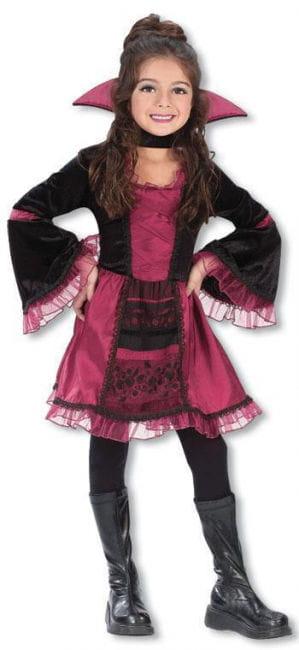 Vampire Girl Child Costume. M