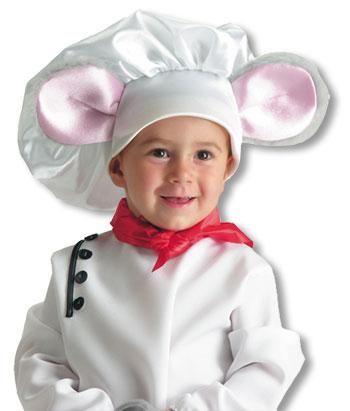 Ratatouille Kochmütze für Kinder