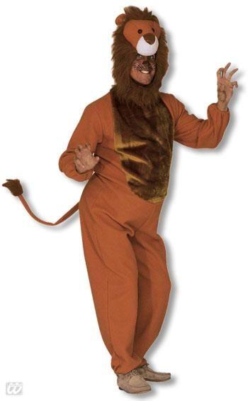 König der Löwen Kostüm Gr. S