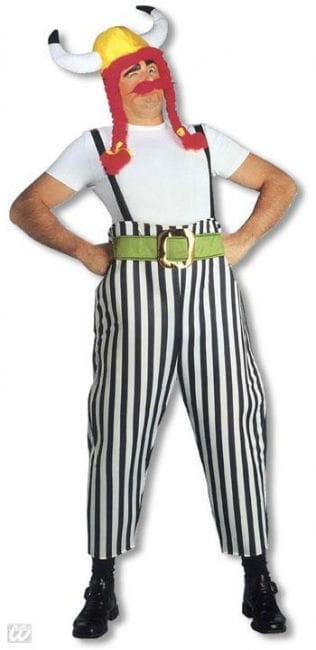 Dicker Gallier Kostüm M