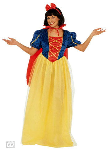 Classic Snow White Costume. XL