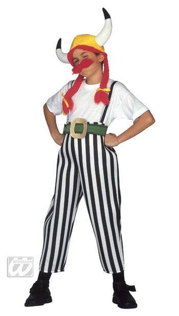 Dicker Gallier costume L