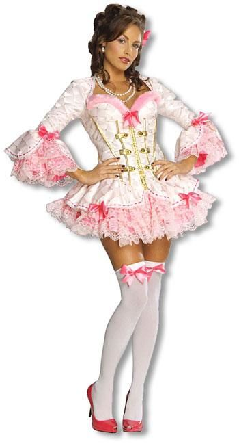 Madame Mon Ami Costume L