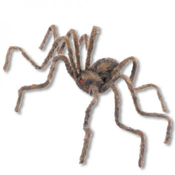 Brown giant spider 127cm