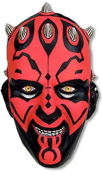 Darth Maul PVC Maske