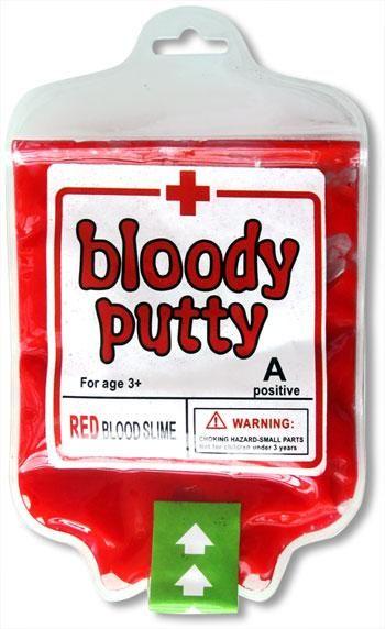 Mini Blood Slime Infusion