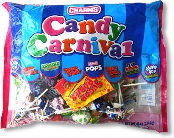 Halloween Süßigkeiten Mischung