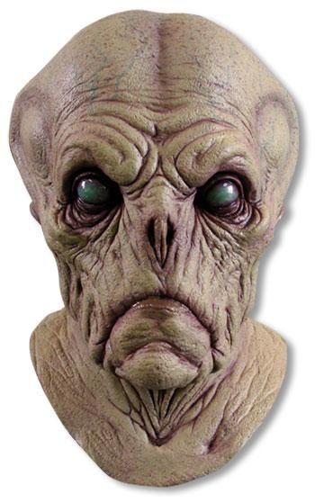 Alien Latex Maske