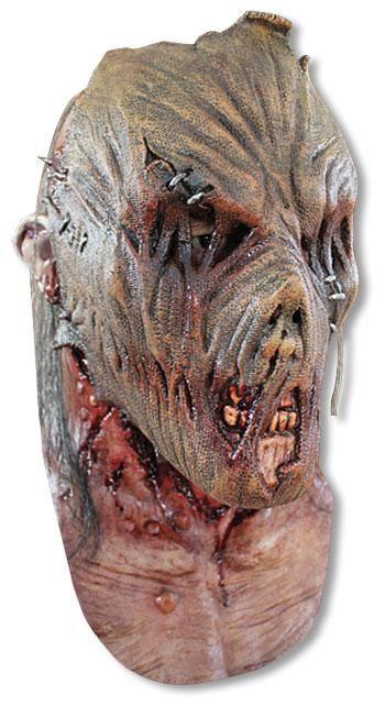 Zombie Scarecrow Mask