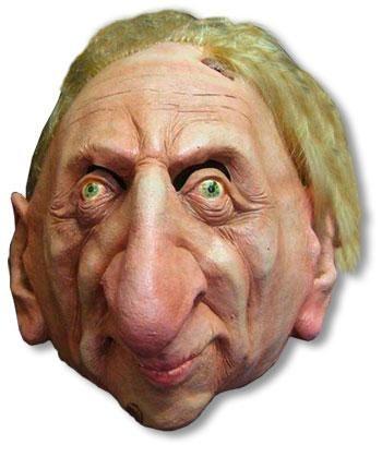 Psycho Gunther Latex Maske