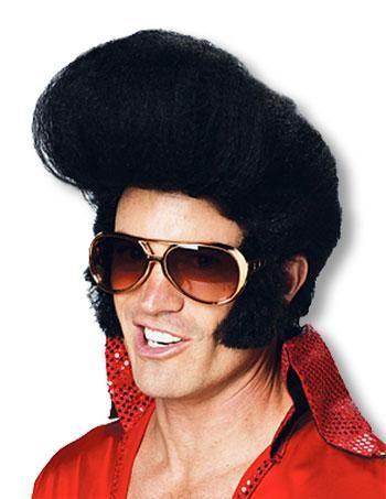 Rock n Roll Legenden Perücke