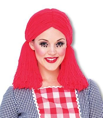 Rag Doll Adult Wig
