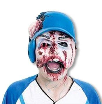 Baseball Player Half Mask
