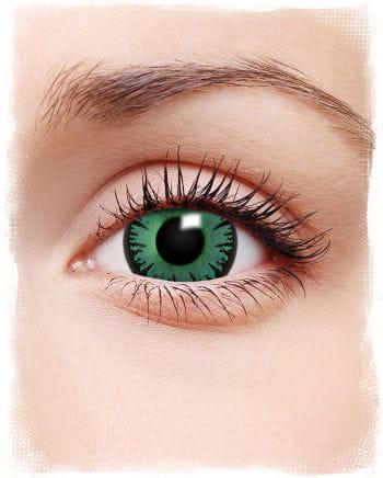 Kontaktlinsen Puppenaugen grün