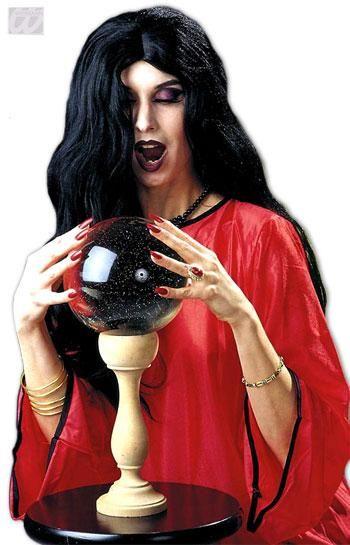 Esmeralda Wig Black