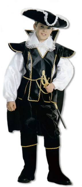 Corsairs Child Costume. L