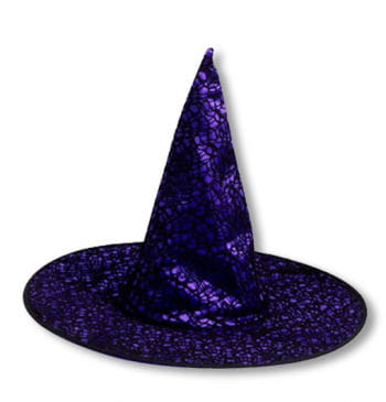 Gothic Witch purple