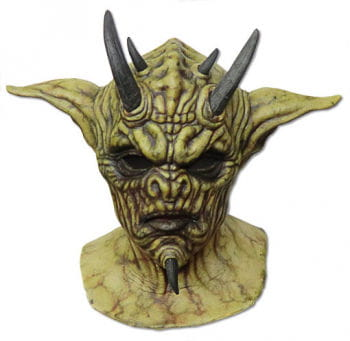 Reptiles demon mask