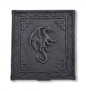 Cigarette Case with Dragon