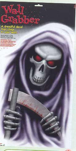 Grim Reaper Window Film