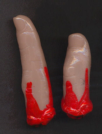 Slimy Finger 2pcs
