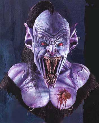 Blood Lust Deluxe Maske