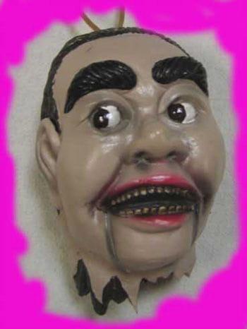 Schrumpfkopf Pee Wee
