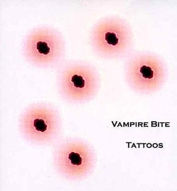Tattoo Vampir Biss