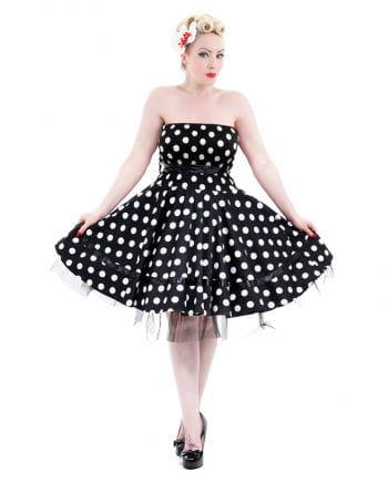 50er Jahre Bandeau Kleid