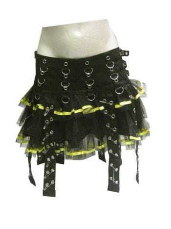 Punk Mini Skirt Size XS