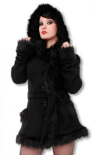 Gothic Kurzmantel Freya Small
