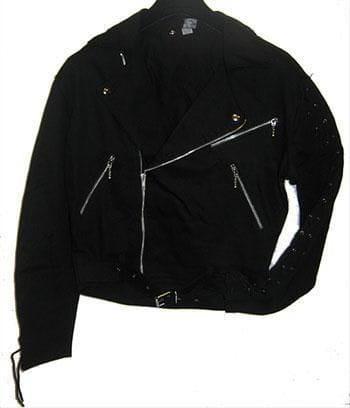 Jacket Bike Lace Gr large