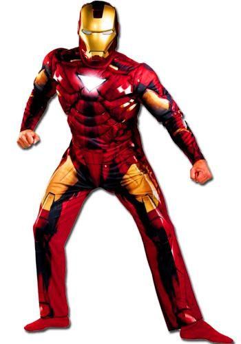 Iron Man Costume