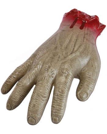Abgehackte Zombie Hand
