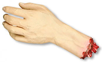 Severed Left Hand