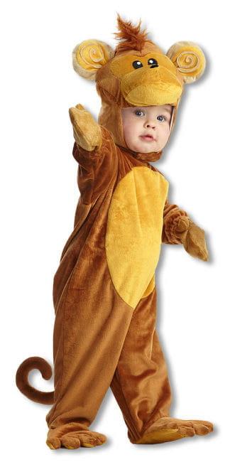 Affen Kinderkostüm XL