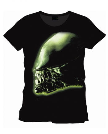 Alien Head Movie T-Shirt
