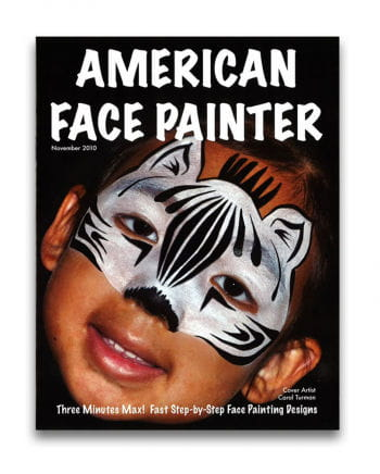 American Painter Face Makeup Issue