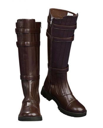 Anakin Skywalker Boots Deluxe