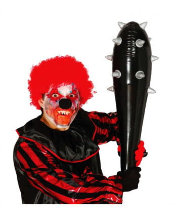 Inflatable Halloween mace with thorns 80cm