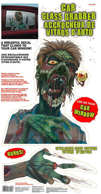 Zombie Autoglasfolie