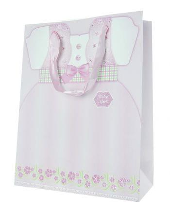 Baby Girl Geschenktasche Rosa