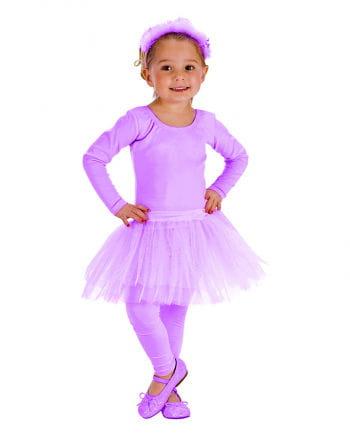Ballerina Children Tutu purple