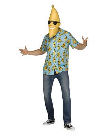 Goin' Bananas Kostüm mit Maske
