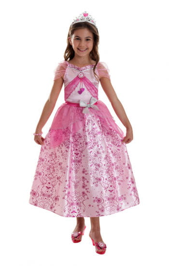 Barbie Princess costume pastel