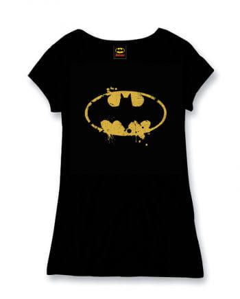 Batman Vintage Logo Women`s T-Shirt